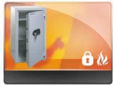 FIRE-RESISTANT SAFES AND CABINETS FOR DOCUMENTS