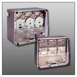STB  1600 3-MOVEMENT TIME LOCKS